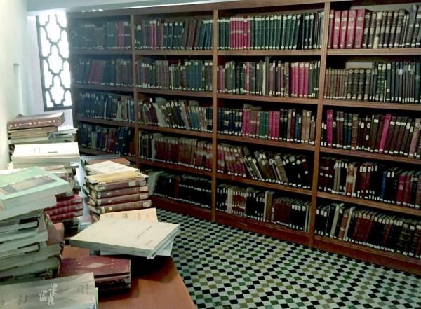 Qarawiyyin Kütüphanesi3